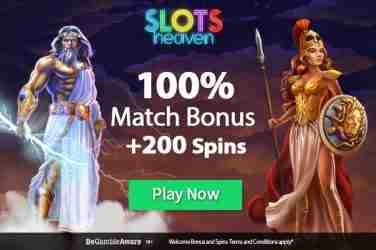 Slots Heaven Offers