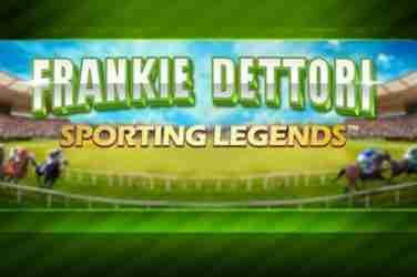 Frankie Dettori Sporting Legends Banner