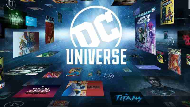 DC Universe Background