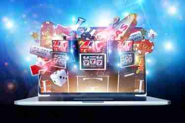 Online Slots Background